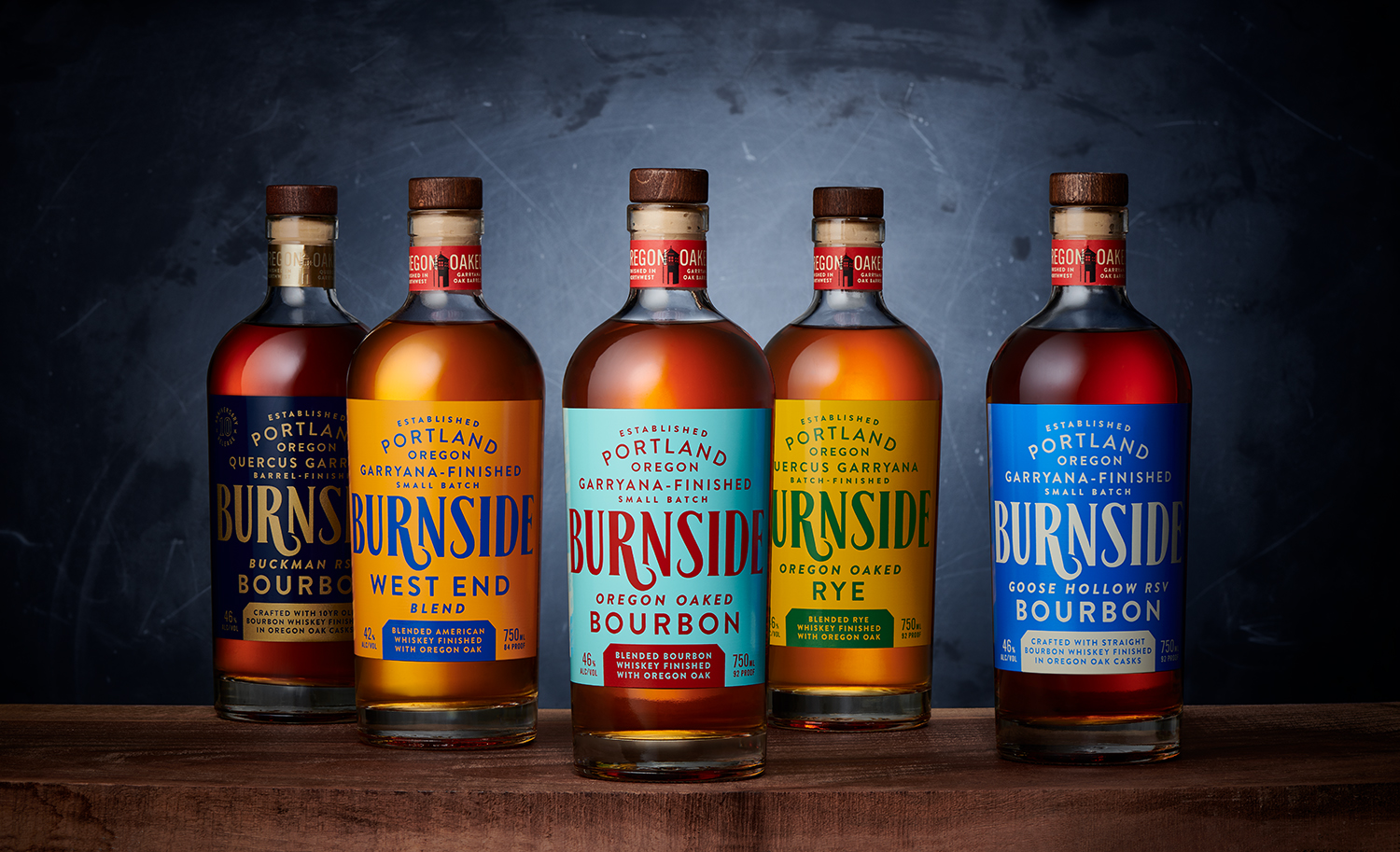 Burnside Bourbon Family