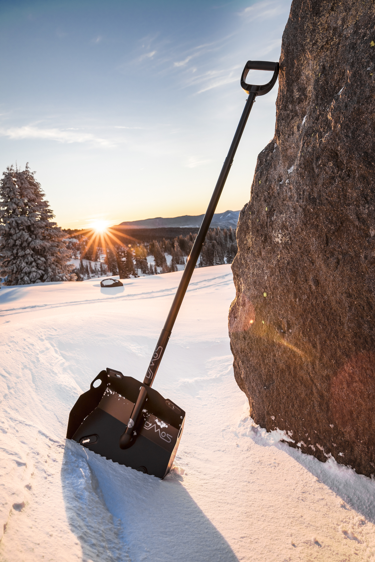 Shovel Sunrise