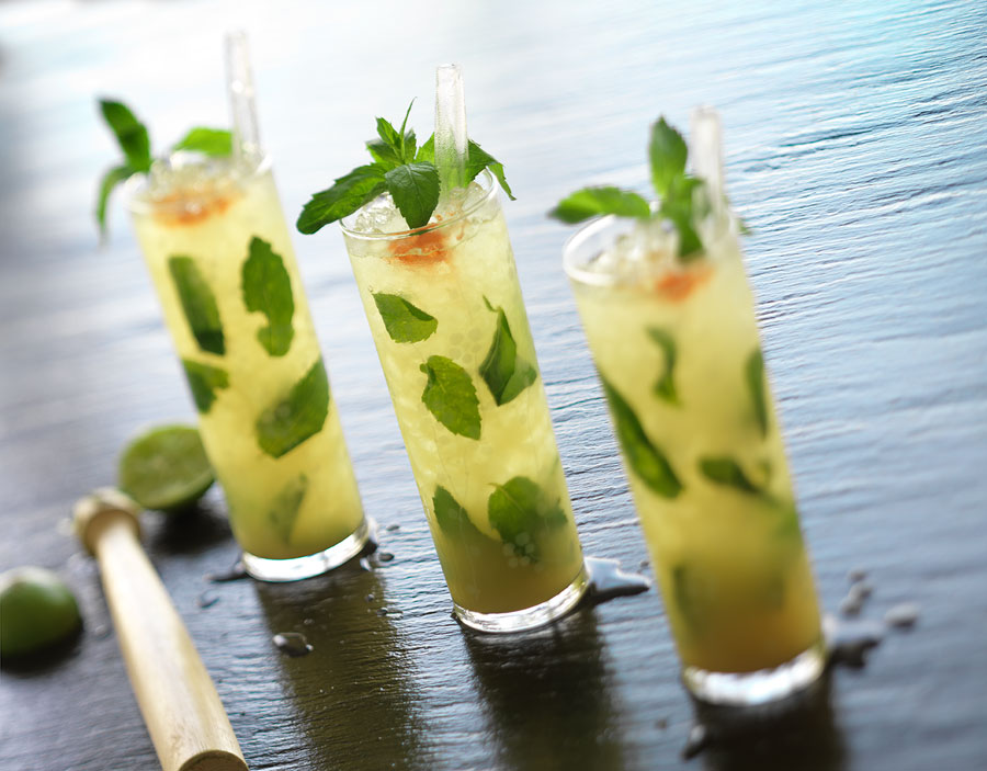 The Mojito From The Hawthorne Recipes — Dishmaps